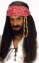 Parrucca Jack Sparrow